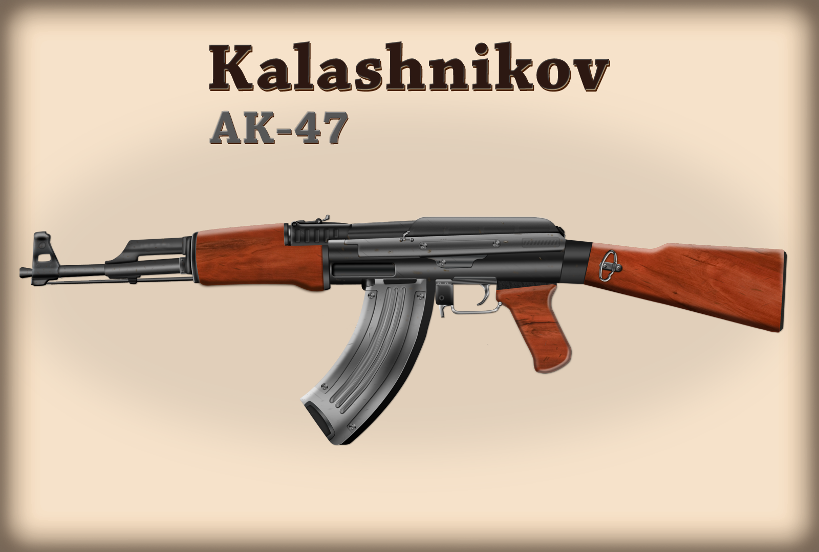 Why we should pay attention to the AK-47?