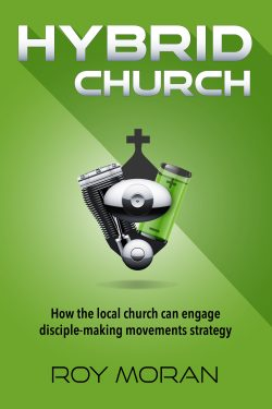 Hybrid Church-Kindle Edition Available